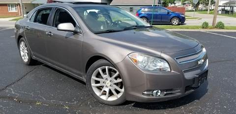 2010 Chevrolet Malibu for sale at Sinclair Auto Inc. in Pendleton IN
