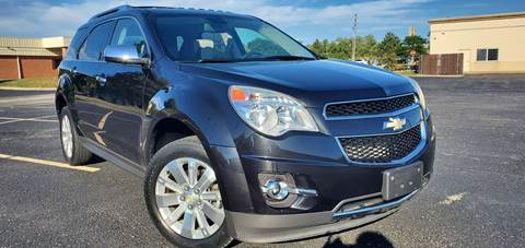 Equinox For Sale >> Chevrolet Equinox For Sale In Mccordsville In Sinclair
