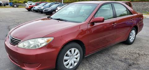 2005 Toyota Camry for sale at Sinclair Auto Inc. in Pendleton IN