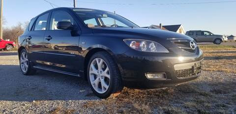 2008 Mazda MAZDA3 for sale at Sinclair Auto Inc. in Pendleton IN