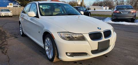 2011 BMW 3 Series for sale at Sinclair Auto Inc. in Pendleton IN