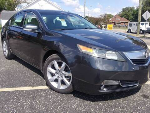 2012 Acura TL for sale at Sinclair Auto Inc. in Pendleton IN