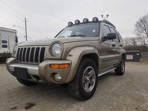 2004 Jeep Liberty for sale at Sinclair Auto Inc. in Pendleton IN