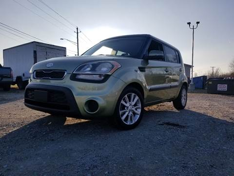 2012 Kia Soul for sale at Sinclair Auto Inc. in Pendleton IN