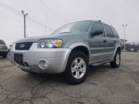 2007 Ford Escape for sale at Sinclair Auto Inc. in Pendleton IN