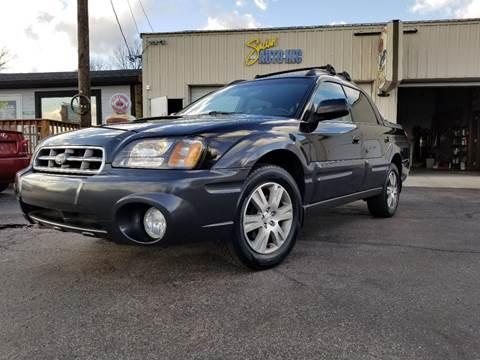 2004 Subaru Baja for sale at Sinclair Auto Inc. in Pendleton IN