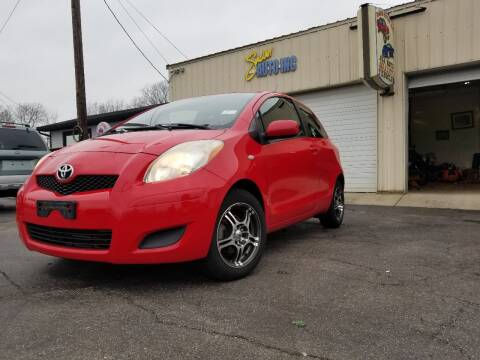 2009 Toyota Yaris for sale at Sinclair Auto Inc. in Mccordsville IN