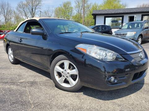 2008 Toyota Camry Solara for sale at Sinclair Auto Inc. in Pendleton IN
