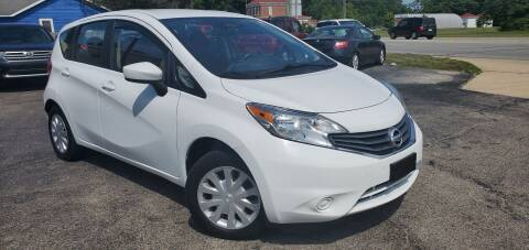 2015 Nissan Versa Note for sale at Sinclair Auto Inc. in Pendleton IN