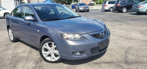 2009 Mazda MAZDA3 for sale at Sinclair Auto Inc. in Pendleton IN