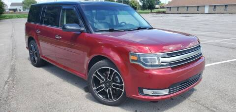 2015 Ford Flex for sale at Sinclair Auto Inc. in Pendleton IN