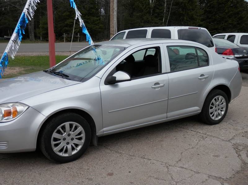 2010 Chevrolet Cobalt LT 4dr Sedan - Marquette MI