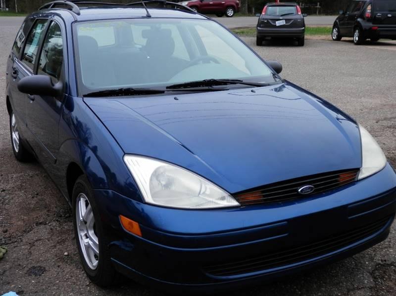 2000 Ford Focus SE 4dr Wagon - Marquette MI