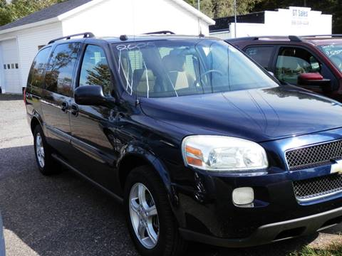 2005 Chevrolet Uplander for sale in Marquette, MI