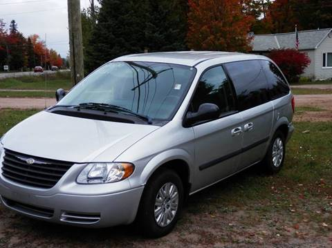 2006 Chrysler Town and Country for sale in Marquette, MI