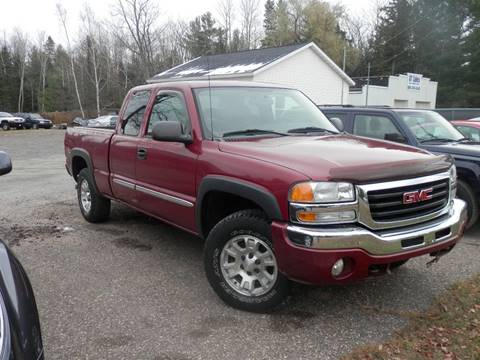 2005 GMC Sierra 1500 for sale in Marquette, MI