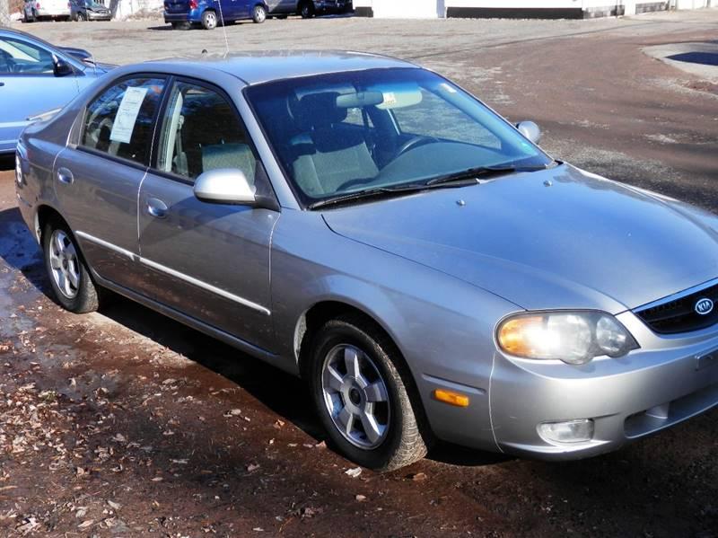 2003 Kia Spectra GS 4dr Hatchback - Marquette MI