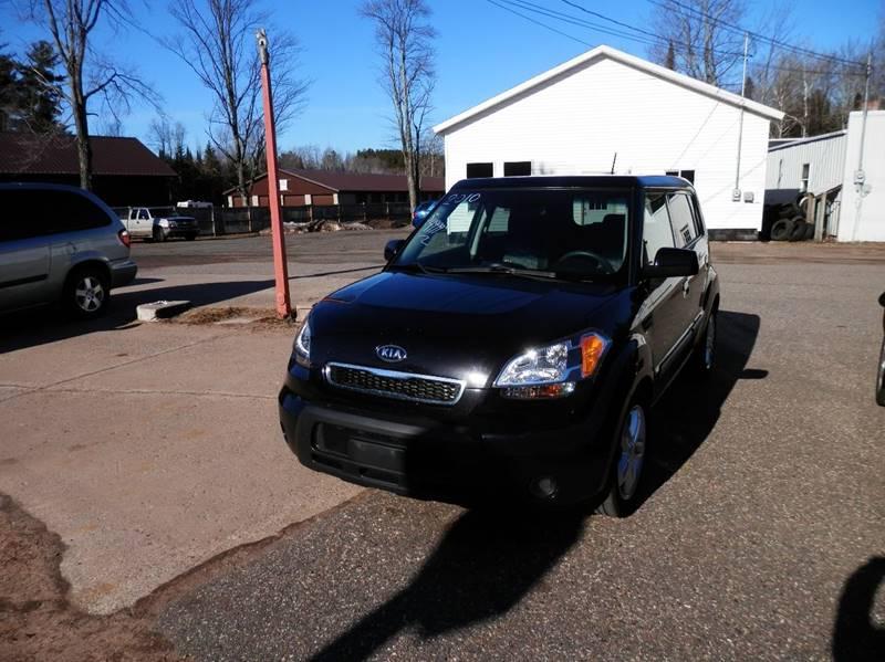 2010 Kia Soul Sport 4dr Wagon 5M - Marquette MI