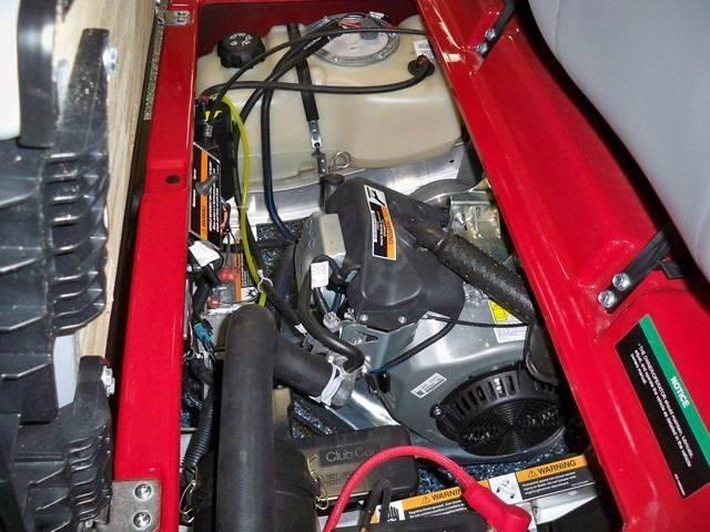 2017 Club Car 800 Gas - Depere WI