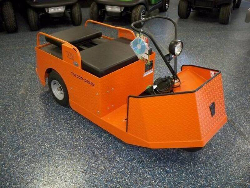 2017 Taylor Dunn SS 836 Step Saver Electric - Reedsville WI