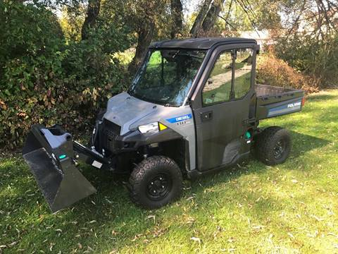 2017 Polaris Brutus HD PTO for sale in Reedsville, WI