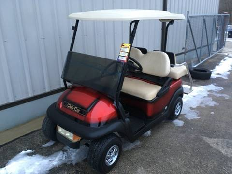 Club car for sale carsforsale 2007 club car precedent for sale in reedsville wi publicscrutiny Images