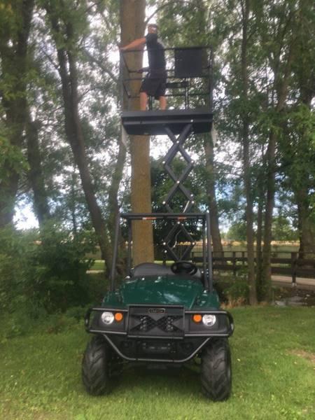 2018 Club Car XRT 1500  - Reedsville WI
