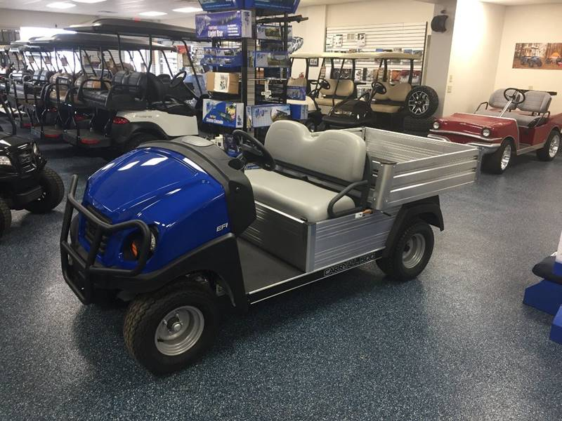 2019 Club Car Carryall 500 In Reedsville Wi Jim S Golf Cars