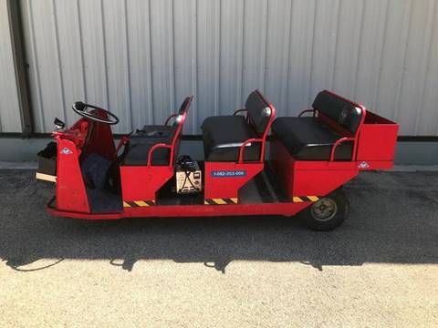 Cushman 6 passenger for sale in Reedsville, WI