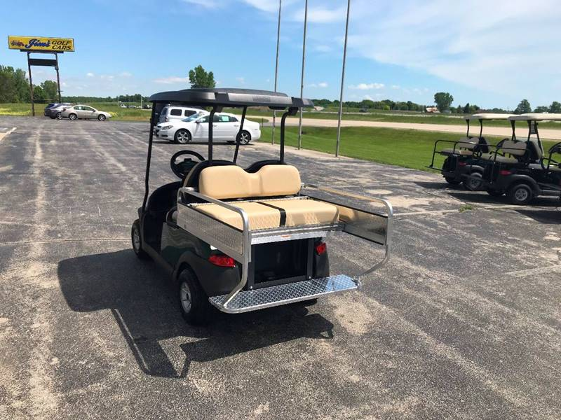 2015 Club Car Precedent In Reedsville WI - Jim's Golf Cars