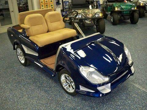 1994 Club Car DS Custom