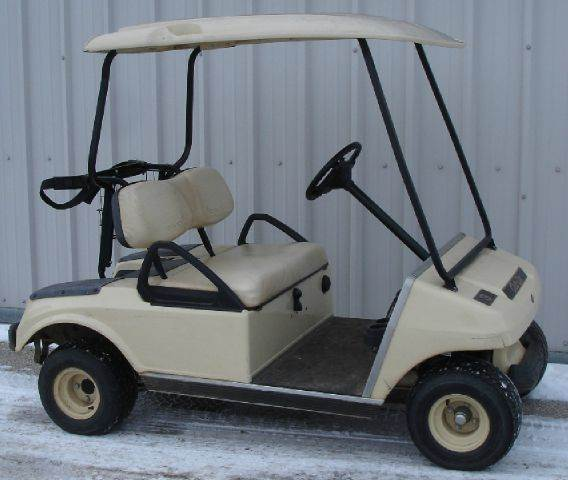 2007 Club Car DS  - Reedsville WI