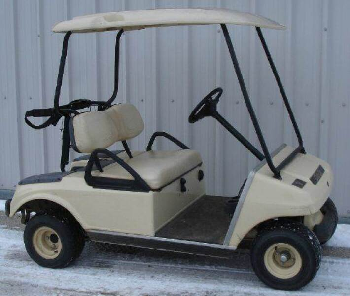 2008 Club Car DS  - Reedsville WI
