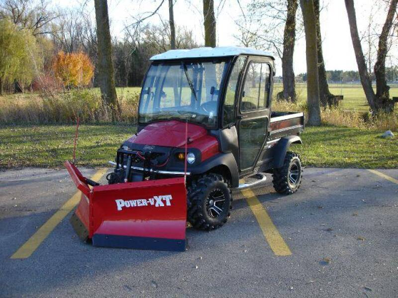 """2018 The Boss 6'6"""" V-Plow  - Reedsville WI"""