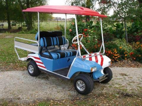 2013 Club Car DS (Gas)