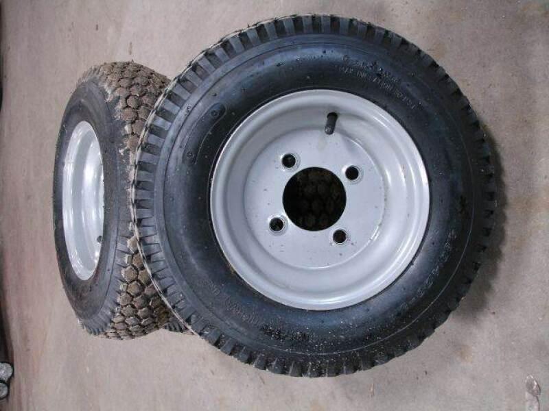 -1 Tires Black  - Reedsville WI