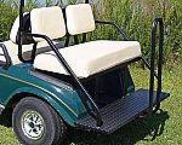 -1 M&M Std Rear Seat BPC DS  - Reedsville WI