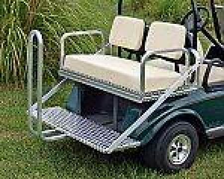 -1 M&M Flip Rear Seat DS