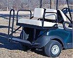 -1 M&M Flip Rear Seat Alum. Precedent  - Reedsville WI