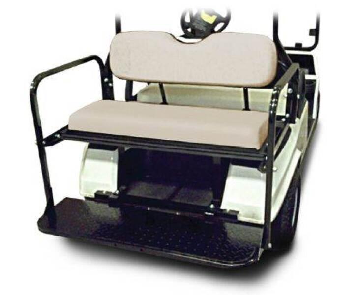 -1 Madjax Flip Rear Seat - XRT850 - BPC  - Reedsville WI
