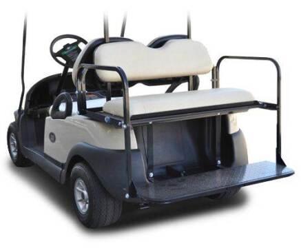 -1 M&M Flip Rear Seat - BPC - Precede