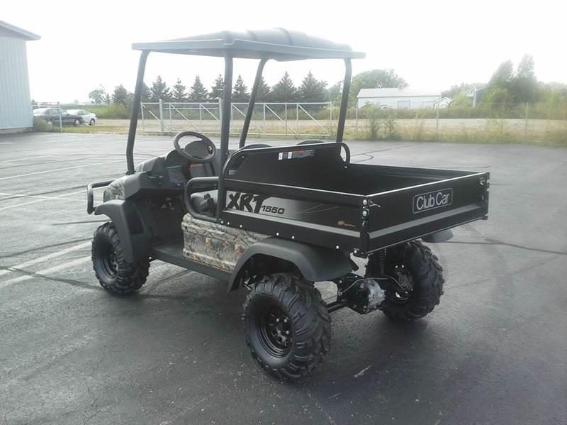 2014 Club Car XRT 1550  - Reedsville WI