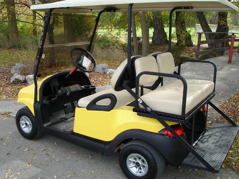 2007 Club Car Precedent  - Reedsville WI