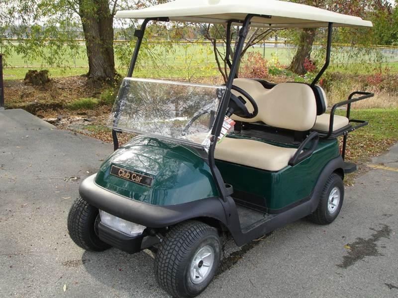 2015 Club Car Precedent In Reedsville Wi Jim S Golf Cars