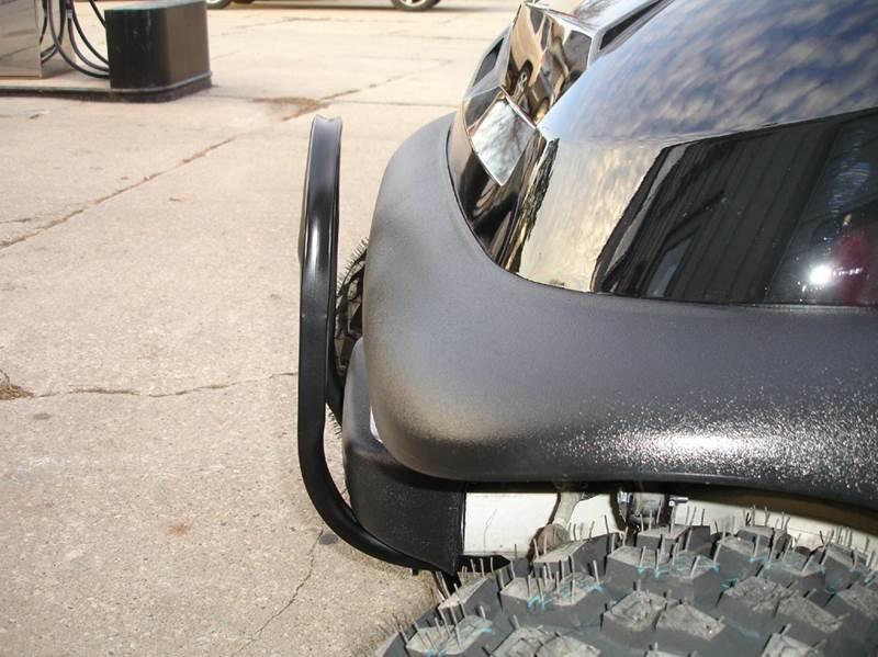 -1 Club Car Precedent Bumper  - Reedsville WI