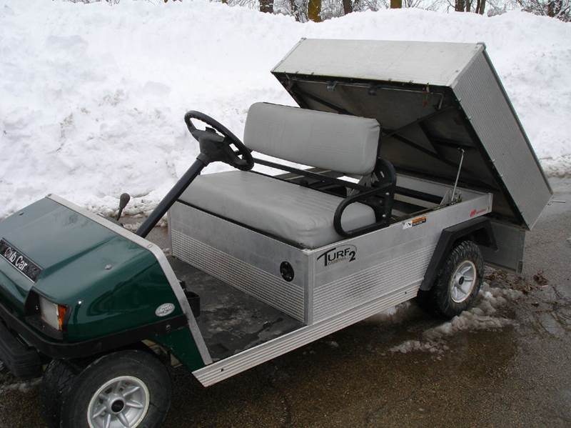 2008 Club Car CARRYALL 2  - Reedsville WI