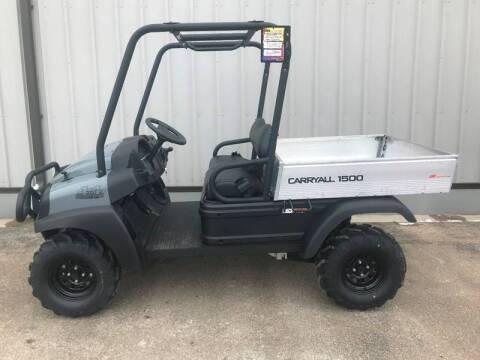 2020 Club Car Carryall 1500