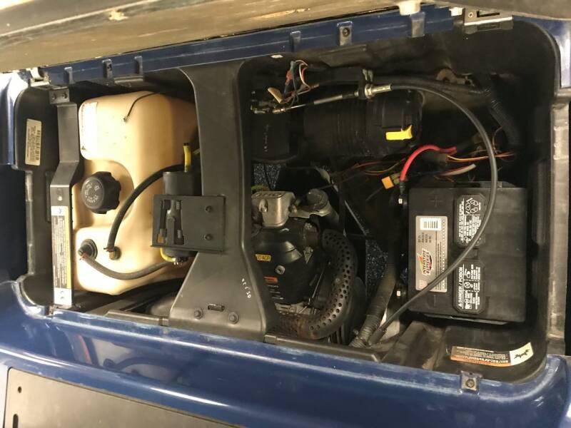 2014 Club Car Precedent  - Depere WI