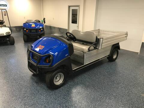 2019 Club Car Carryall 700