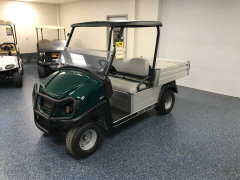 2020 Club Car Carryall 500